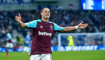 Gol de 'Chicharito' Hernández destaca en el West Ham