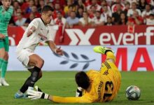 Real Madrid gana al Sevilla.